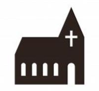 Pictograma de una iglesia