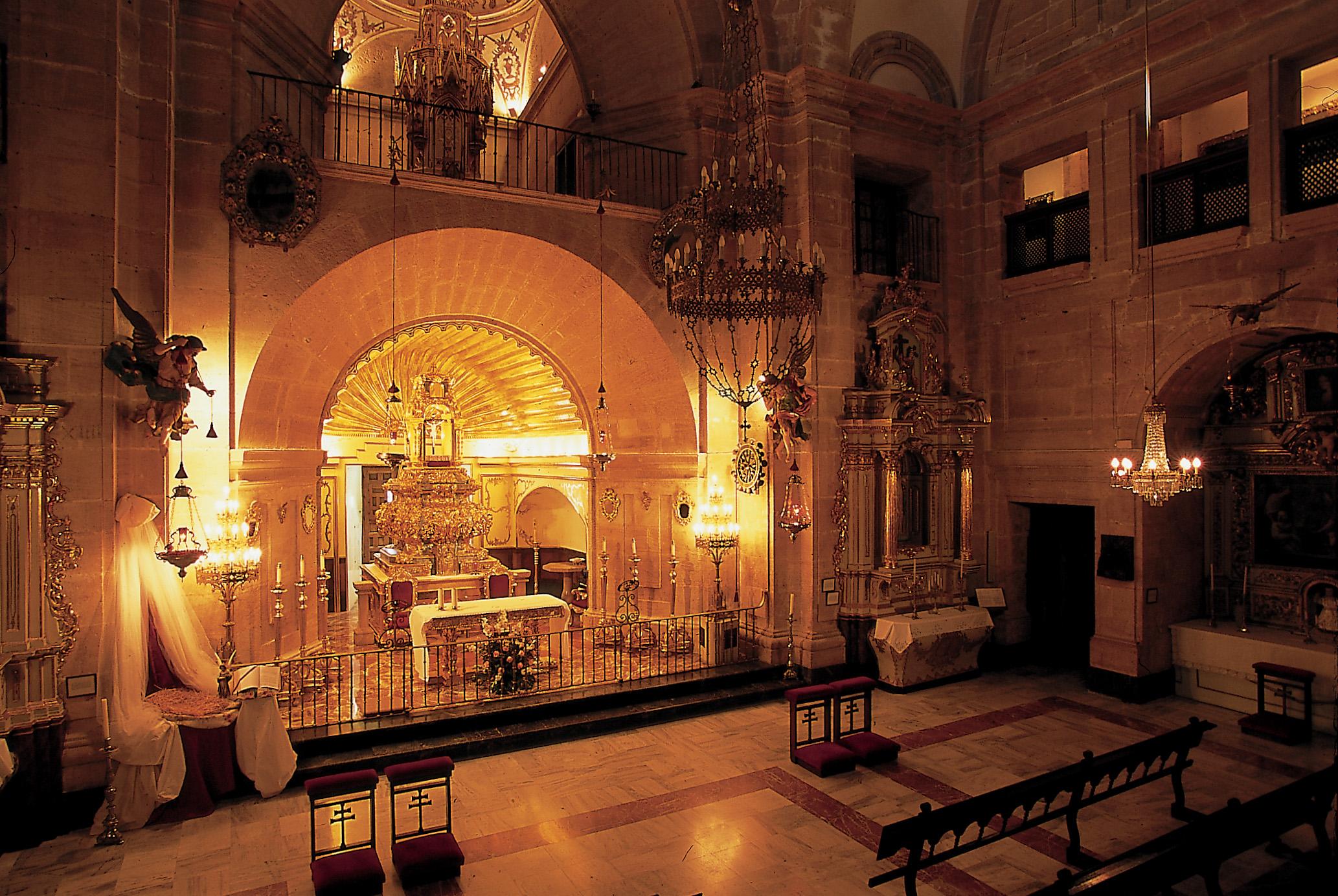 Resultado de imagen de Santuario de la Vera Cruz de Caravaca.