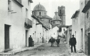 Iglesia de Nuestra Señora del Consuelo en los años 30