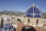 Cúpulas iglesia de Nuestra Señora del Consuelo