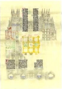Caligrafía Artística del padre Fortea
