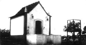 Capilla de las Apariciones en 1922