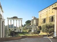 Templo de Saturno y Concordia actualidad