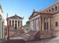 Templo de Saturno y Concordia antiguedad