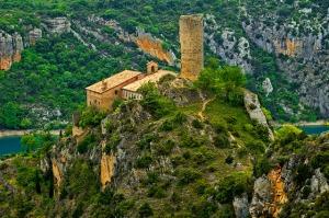 Ermita antigua Torreciudad